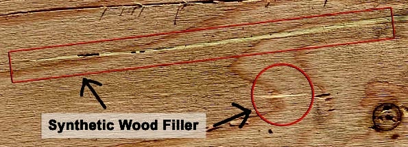 plywood filler Econodek