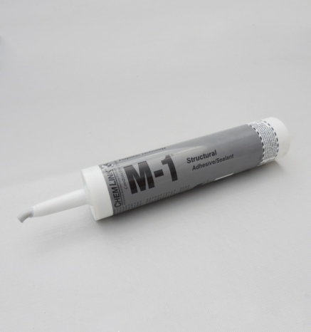 M-1 Caulking Tube - Structural Adhesive & Sealant - Econodek