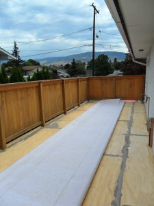 tips for planning a vinyl deck renovation