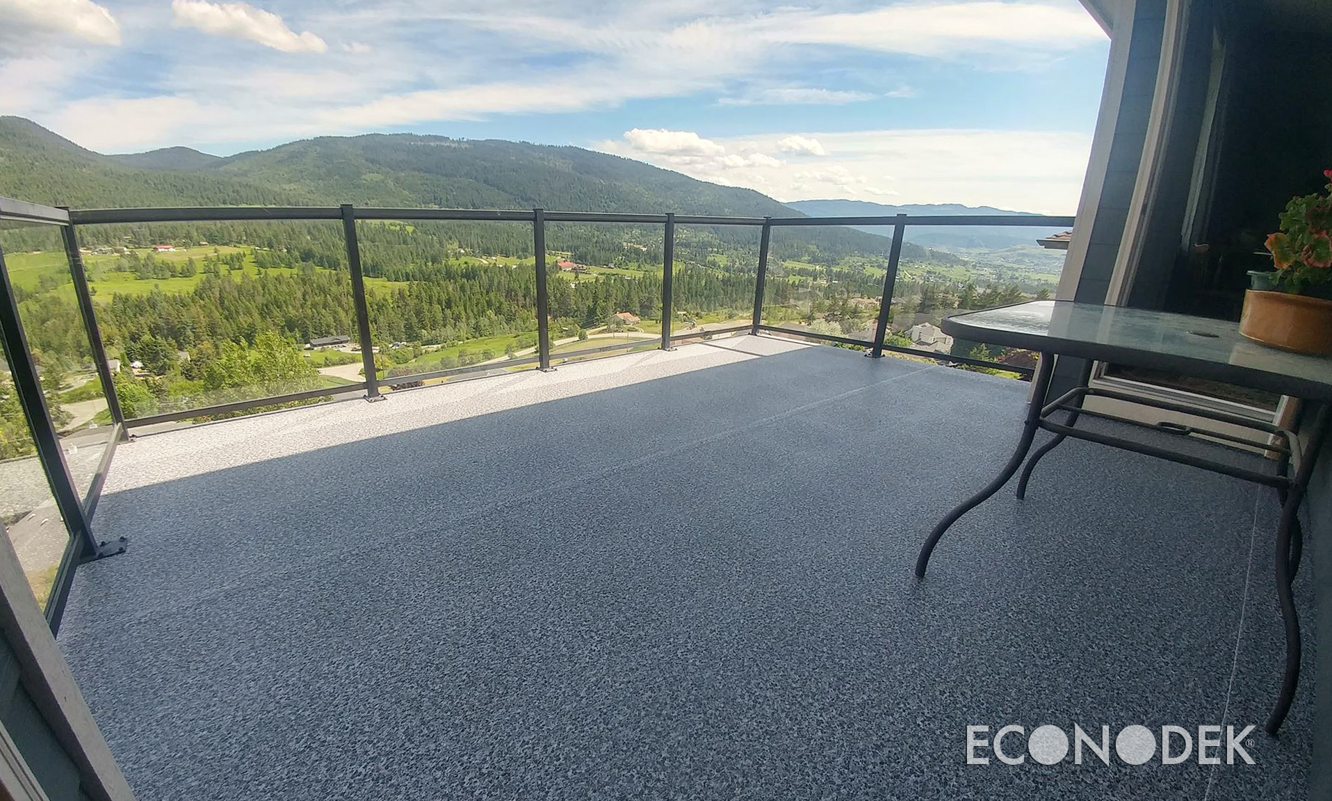 Outdoor Deck Covering | Econodek™