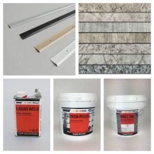 outdoor deck flooring materials Econodek