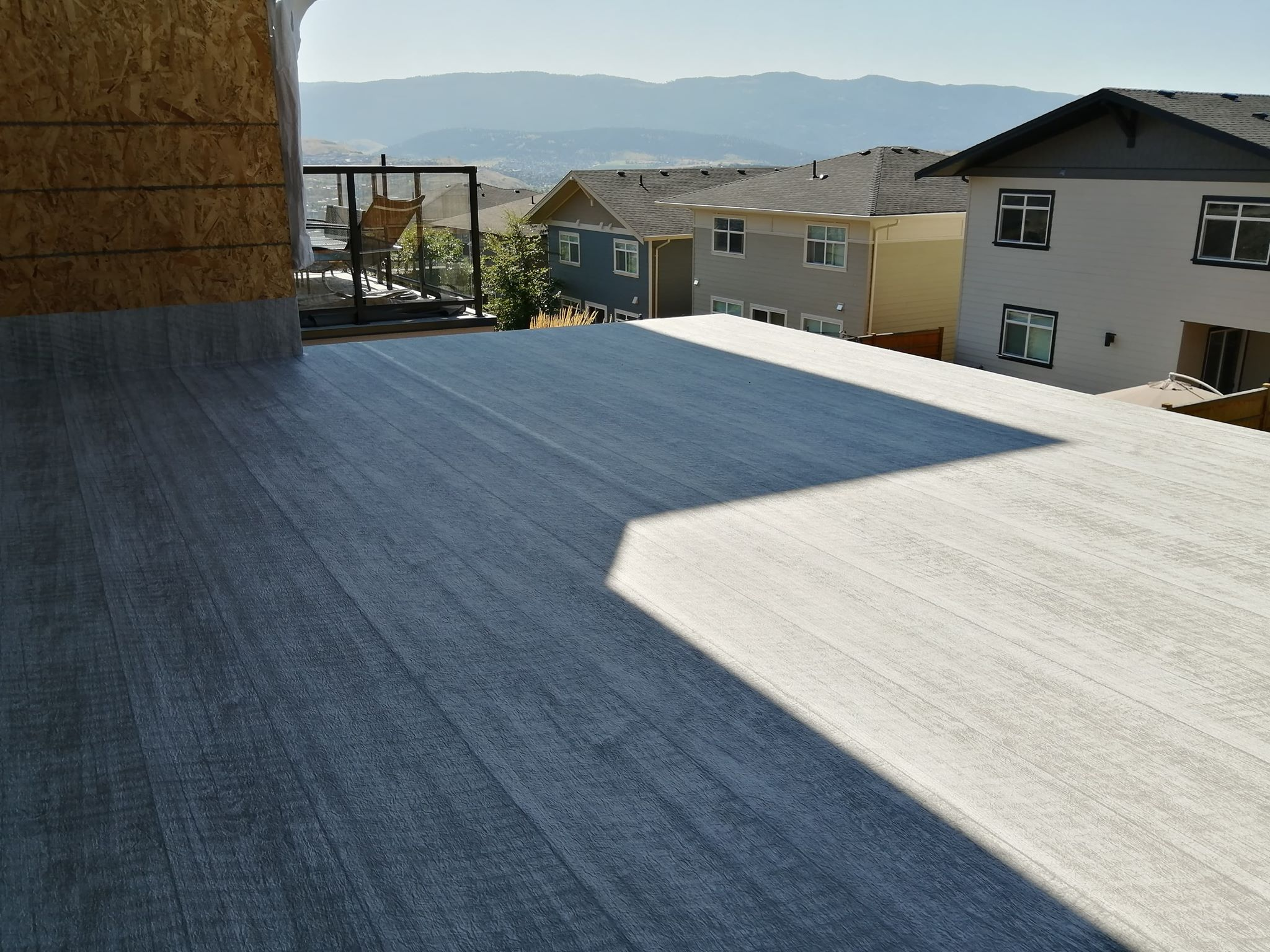 Vinyl Deck Covering Over Wood | Econodek™