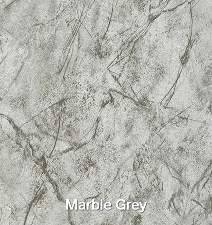 Econodek Marble Grey Vinyl Decking Sample