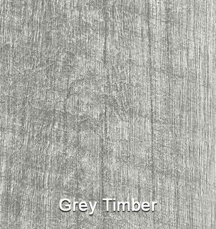 Econodek Grey Timber wood plank vinyl decking design