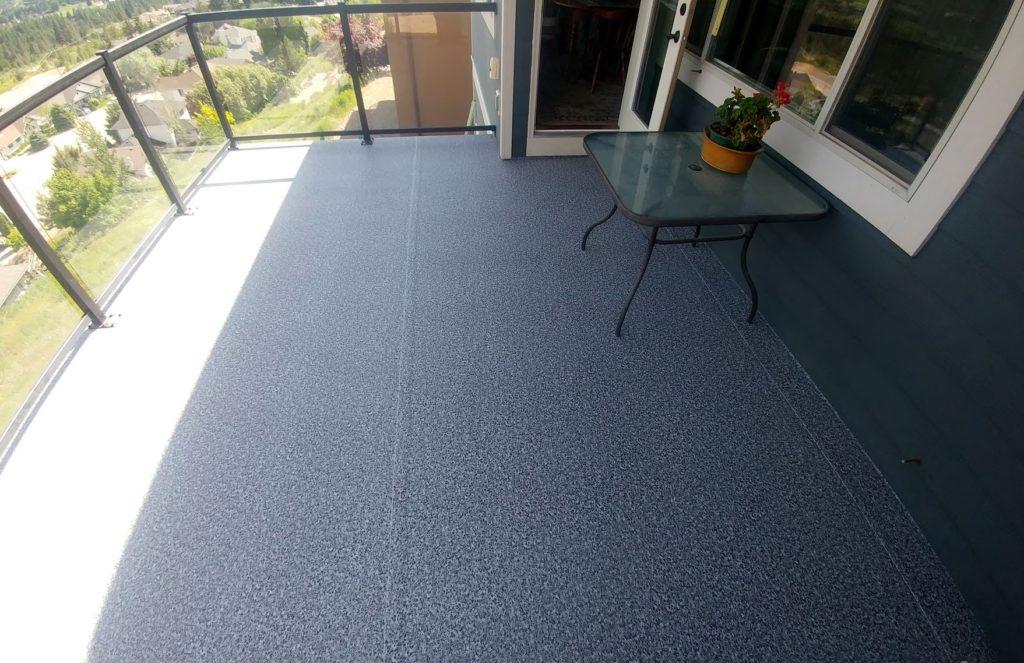 cheap outdoor flooring options