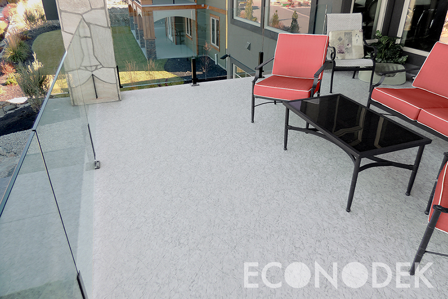 Under Deck Waterproofing | Econodek™