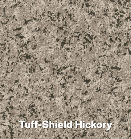 Tuff-Shield Hickory Vinyl Decking Product - Econodek
