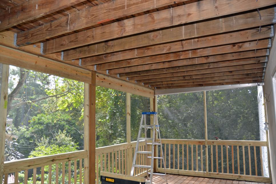 Under Deck Roof Ideas | Econodek™